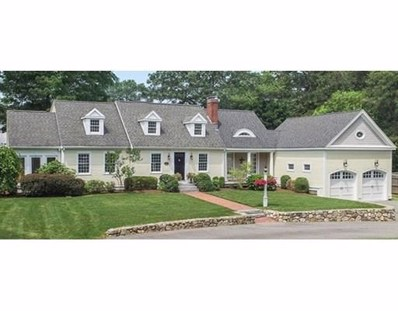 654 Haverhill St, Reading, MA 01867 - MLS#: 72364325