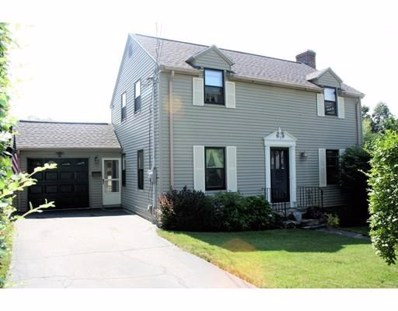 2 Chevy Chase, Worcester, MA 01606 - MLS#: 72364361