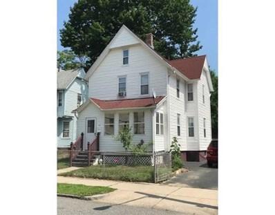 43 Montmorenci St, Springfield, MA 01107 - MLS#: 72364362