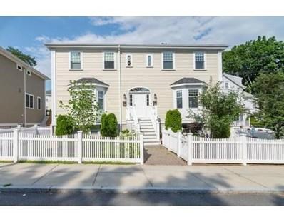 8 Colbert Street UNIT 4, Boston, MA 02132 - MLS#: 72364403