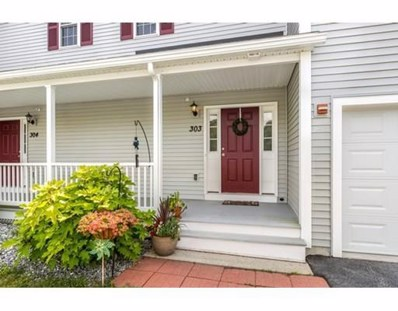 90 Rangeway Rd UNIT 303, Billerica, MA 01862 - MLS#: 72364494