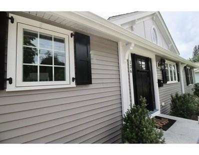 136 Ravenswood Road, Waltham, MA 02453 - MLS#: 72364566