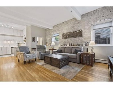 69 Harvey St UNIT 1, Cambridge, MA 02140 - MLS#: 72364597