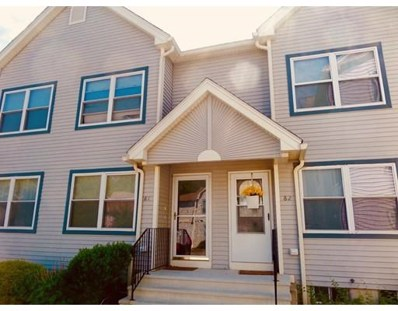 81 Weatherstone Dr UNIT 81, Worcester, MA 01604 - MLS#: 72364635