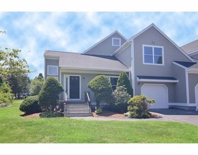 74 Elm St UNIT A, Norton, MA 02766 - MLS#: 72364740