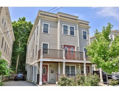 75 Seymour St UNIT B, Boston, MA 02131 - MLS#: 72364820