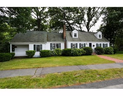 116 Arch Street, Needham, MA 02492 - MLS#: 72364843