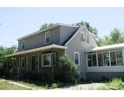 160 Swan Street, Lowell, MA 01852 - MLS#: 72364955
