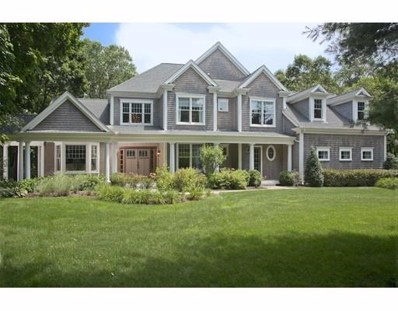 3 Fox Run Way, Hingham, MA 02043 - MLS#: 72365110