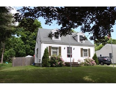 102 Turnpike Street, Easton, MA 02375 - MLS#: 72365125