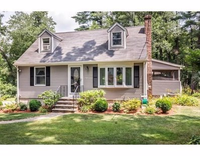 633 Pearl Street, Reading, MA 01867 - MLS#: 72365205