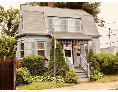 35 Jenny Lind Street, New Bedford, MA 02740 - MLS#: 72365342
