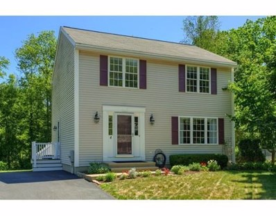 4 Elderberry Cir, Shrewsbury, MA 01545 - MLS#: 72365720
