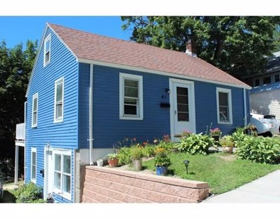 41 Indian Lake Pkwy, Worcester, MA 01605 - MLS#: 72365843