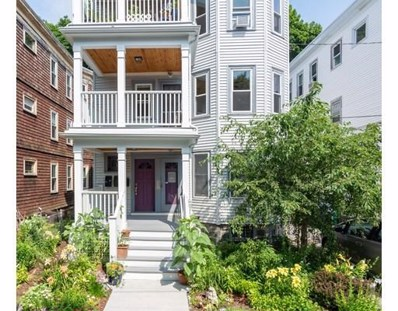21 Dudley Street UNIT 2, Cambridge, MA 02140 - MLS#: 72365864