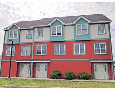 61 Pine UNIT 12, Attleboro, MA 02703 - MLS#: 72365875