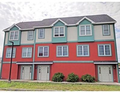 61 Pine UNIT 13, Attleboro, MA 02703 - MLS#: 72365908