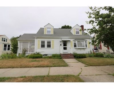 169 Plymouth Street, New Bedford, MA 02740 - MLS#: 72365915