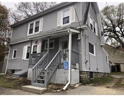 25 Genessee St, Worcester, MA 01603 - MLS#: 72365924