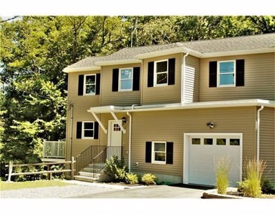 13 W Dexter Avenue UNIT B, Woburn, MA 01801 - MLS#: 72366101
