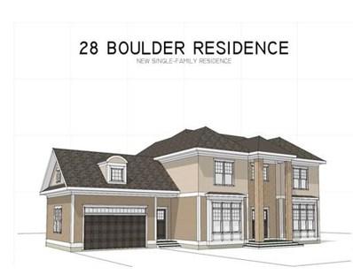 28 Boulder Rd, Newton, MA 02459 - MLS#: 72366153