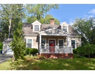 214 West St, Amherst, MA 01002 - MLS#: 72366212