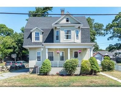 622 New Boston Rd, Fall River, MA 02720 - MLS#: 72366435