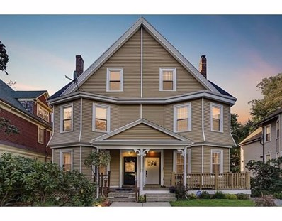 289 Walnut Ave, Boston, MA 02119 - MLS#: 72366493