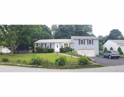 44 Bretton Woods Dr, Attleboro, MA 02703 - MLS#: 72366521