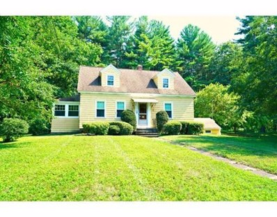86 Merriam District, Oxford, MA 01537 - MLS#: 72366616