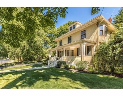 4 Lawrence Street, Winchester, MA 01890 - MLS#: 72366810