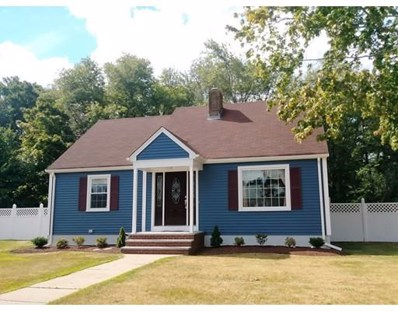 1028 Beverly St, New Bedford, MA 02745 - MLS#: 72366812