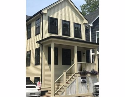 7 Montgomery Ave, Somerville, MA 02145 - MLS#: 72367035