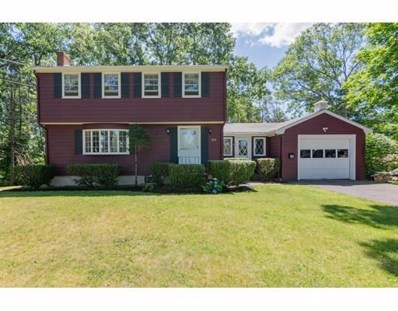 39 Connelly Cir, Braintree, MA 02184 - MLS#: 72367249