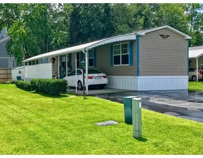556 Central St UNIT 181, Leominster, MA 01453 - MLS#: 72367430