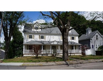89 E Central St UNIT 2, Franklin, MA 02038 - MLS#: 72367464