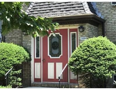 339 Pawtucket Blvd UNIT 3, Lowell, MA 01854 - MLS#: 72367505