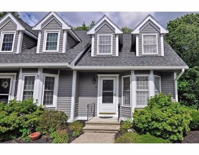 20 Country Village Way UNIT 20, Millis, MA 02054 - MLS#: 72367656