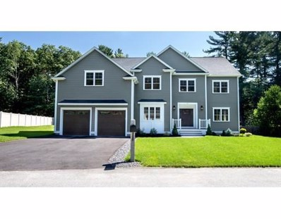 11 Liberty Ave, Burlington, MA 01803 - MLS#: 72367799