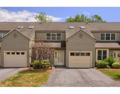 307 Ridgefield Cir UNIT C, Clinton, MA 01510 - MLS#: 72367904
