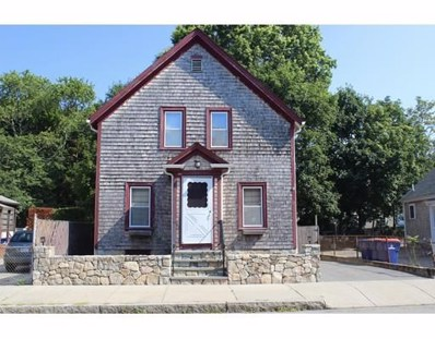 153 Arnold St, New Bedford, MA 02740 - MLS#: 72367963