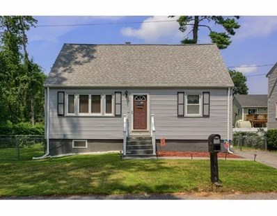 17 Pinegrove Ave, Billerica, MA 01821 - MLS#: 72367978