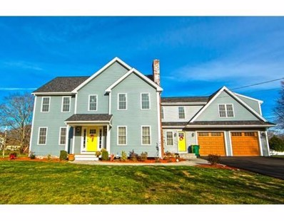 142 Highland Meadow Dr, North Attleboro, MA 02760 - MLS#: 72367991