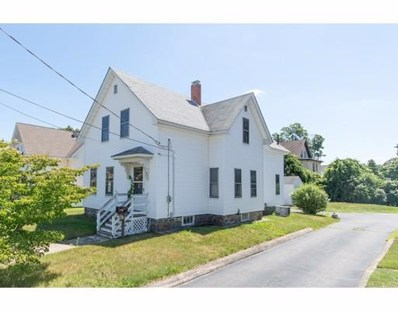 410 Cohannet St, Taunton, MA 02780 - MLS#: 72368030