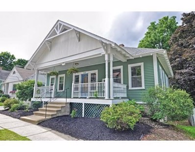 218 Heywood Street, Fitchburg, MA 01420 - MLS#: 72368039