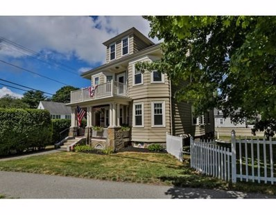 80 Pleasant St UNIT 1, Milton, MA 02186 - MLS#: 72368104