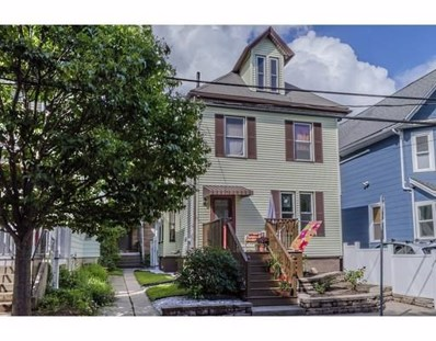 21 Cambria Street, Somerville, MA 02143 - MLS#: 72368123