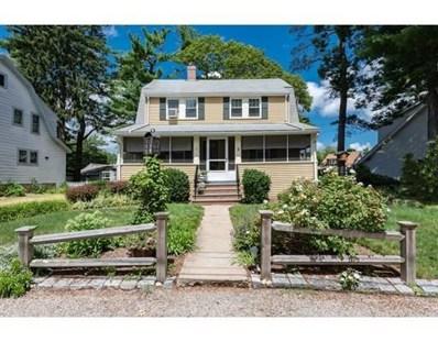 19 Pine Cir, Weymouth, MA 02190 - MLS#: 72368189