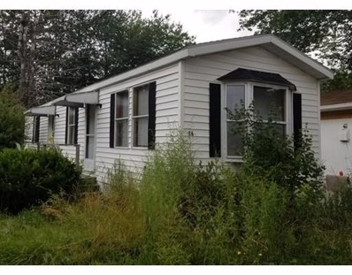 305 Turnpike Street UNIT 36, Easton, MA 02375 - MLS#: 72368220