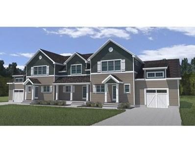 8 Wildwood Lane UNIT 8C, Bourne, MA 02562 - MLS#: 72368654